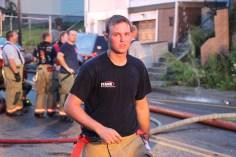 House Fire, 40-42 West Water Street, US209, Coaldale, 8-4-2015 (450)