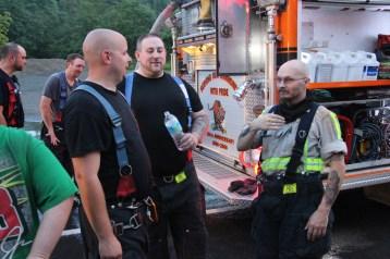 House Fire, 40-42 West Water Street, US209, Coaldale, 8-4-2015 (481)