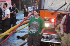 House Fire, 40-42 West Water Street, US209, Coaldale, 8-4-2015 (535)