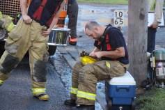 House Fire, 40-42 West Water Street, US209, Coaldale, 8-4-2015 (537)