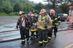 House Fire, 40-42 West Water Street, US209, Coaldale, 8-4-2015 (566)
