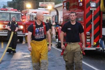 House Fire, 40-42 West Water Street, US209, Coaldale, 8-4-2015 (593)