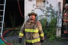 House Fire, 40-42 West Water Street, US209, Coaldale, 8-4-2015 (617)