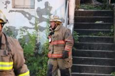 House Fire, 40-42 West Water Street, US209, Coaldale, 8-4-2015 (618)