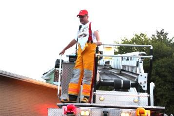 House Fire, 40-42 West Water Street, US209, Coaldale, 8-4-2015 (645)