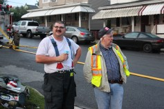 House Fire, 40-42 West Water Street, US209, Coaldale, 8-4-2015 (655)