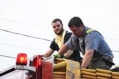 House Fire, 40-42 West Water Street, US209, Coaldale, 8-4-2015 (679)