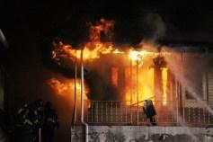 House Fire, 40-42 West Water Street, US209, Coaldale, 8-4-2015 (68)