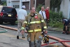 House Fire, 40-42 West Water Street, US209, Coaldale, 8-4-2015 (694)