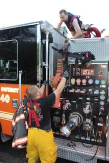 House Fire, 40-42 West Water Street, US209, Coaldale, 8-4-2015 (698)