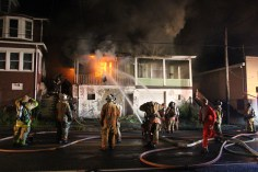 House Fire, 40-42 West Water Street, US209, Coaldale, 8-4-2015 (71)