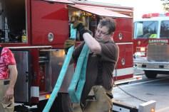 House Fire, 40-42 West Water Street, US209, Coaldale, 8-4-2015 (728)