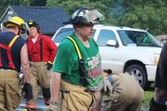 House Fire, 40-42 West Water Street, US209, Coaldale, 8-4-2015 (739)