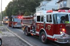 House Fire, 40-42 West Water Street, US209, Coaldale, 8-4-2015 (750)