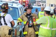 House Fire, 40-42 West Water Street, US209, Coaldale, 8-4-2015 (756)