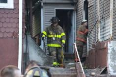 House Fire, 40-42 West Water Street, US209, Coaldale, 8-4-2015 (762)
