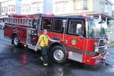 House Fire, 40-42 West Water Street, US209, Coaldale, 8-4-2015 (795)