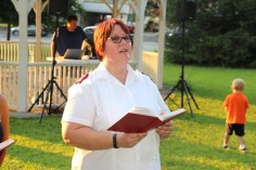 Music In The Park, Salvation Army performs, via Lansford Alive, Kennedy Park, Lansford (138)