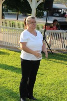 Music In The Park, Salvation Army performs, via Lansford Alive, Kennedy Park, Lansford (14)