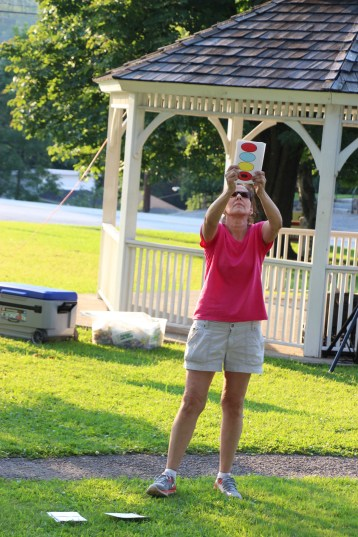 Music In The Park, Salvation Army performs, via Lansford Alive, Kennedy Park, Lansford (44)