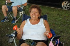 Music In The Park, Salvation Army performs, via Lansford Alive, Kennedy Park, Lansford (74)