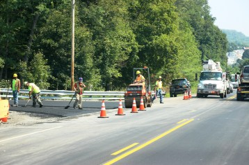 Pottsville Stretch Nearing Completion, US209, Schuylkill, Walker Township, 8-18-2015 (3)