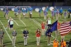 Raider Marching Band during Fall Meet The Raiders, TASD Sports Stadium, Tamaqua, 8-26-2015 (113)