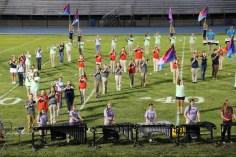 Raider Marching Band during Fall Meet The Raiders, TASD Sports Stadium, Tamaqua, 8-26-2015 (153)