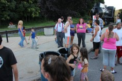 Salvation Army Kidz Karnival, Kids Carnival, Train Station Lot, Tamaqua, 8-4-2015 (111)