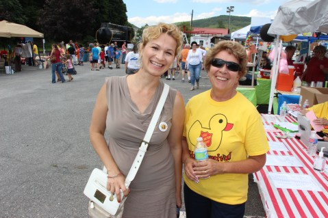 Salvation Army Kidz Karnival, Kids Carnival, Train Station Lot, Tamaqua, 8-4-2015 (20)