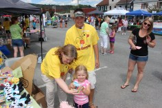 Salvation Army Kidz Karnival, Kids Carnival, Train Station Lot, Tamaqua, 8-4-2015 (3)