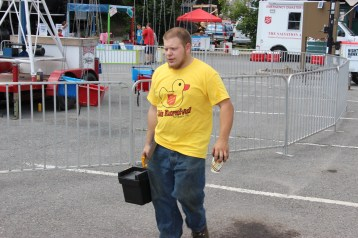 Salvation Army Kidz Karnival, Kids Carnival, Train Station Lot, Tamaqua, 8-4-2015 (46)