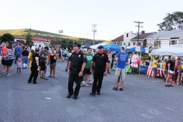 Salvation Army Kidz Karnival, Kids Carnival, Train Station Lot, Tamaqua, 8-4-2015 (85)