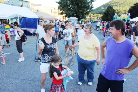 Salvation Army Kidz Karnival, Kids Carnival, Train Station Lot, Tamaqua, 8-4-2015 (86)