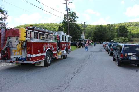 Search for Missing Man, South Ward Mountain, Tamaqua, 8-13-2015 (1)