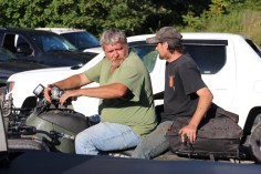 Search for Missing Man, South Ward Mountain, Tamaqua, 8-13-2015 (287)