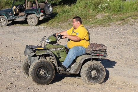 Search for Missing Man, South Ward Mountain, Tamaqua, 8-13-2015 (326)