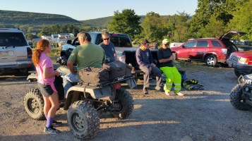 Search for Missing Man, South Ward Mountain, Tamaqua, 8-13-2015 (336)