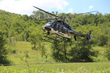 Search for Missing Man, South Ward Mountain, Tamaqua, 8-13-2015 (42)