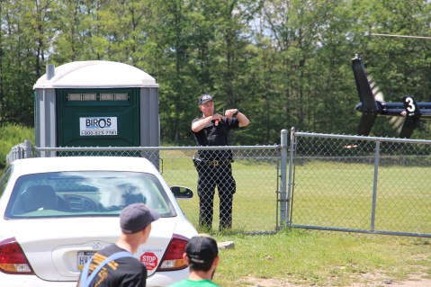 Search for Missing Man, South Ward Mountain, Tamaqua, 8-13-2015 (71)