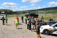 Search for Missing Man, South Ward Mountain, Tamaqua, 8-13-2015 (72)