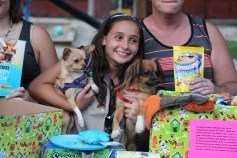 SPCA Donation Drive, Tamaqua Girl Scouts, North and Middle Ward Playground, Tamaqua, 8-13-2015 (40)