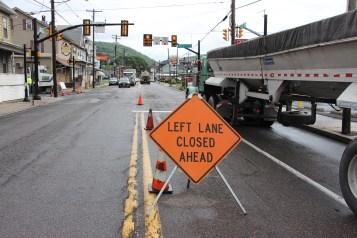 Spruce Street Construction Complete, Tamaqua, 8-21-2015 (25)
