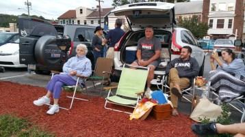 Steve Brosky & Jimmy Meyer, Tamaqua Chamber Summer Concert Series, Train Station, Tamaqua (9)