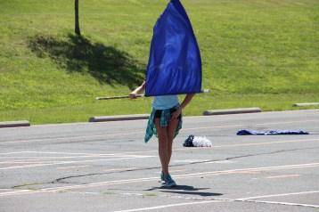 Tamaqua Raider Band Camp, Middle School Parking Lot, Tamaqua, 8-13-2015 (100)