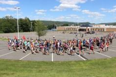 Tamaqua Raider Band Camp, Middle School Parking Lot, Tamaqua, 8-13-2015 (18)