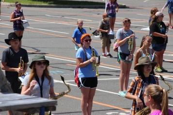 Tamaqua Raider Band Camp, Middle School Parking Lot, Tamaqua, 8-13-2015 (347)