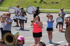 Tamaqua Raider Band Camp, Middle School Parking Lot, Tamaqua, 8-13-2015 (428)