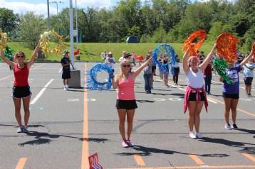 Tamaqua Raider Band Camp, Middle School Parking Lot, Tamaqua, 8-13-2015 (472)