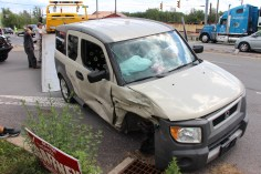 Woman Injured During Two Vehicle Accident, Tide Road, SR309, Hometown, 8-5-2015 (19)